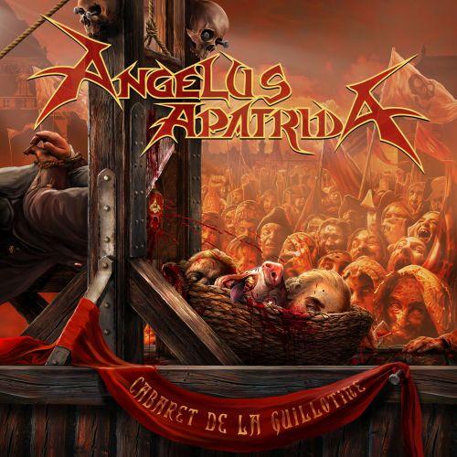 Angelus Apatrida - Cabaret De La Guillotine - Cover