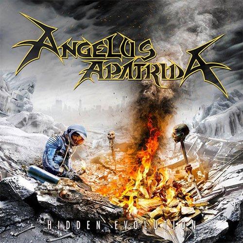 Cover - Angelus Apatrida – Hidden Evolution