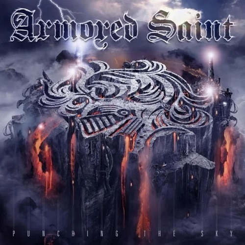 Cover - Armored Saint – Punching The Sky