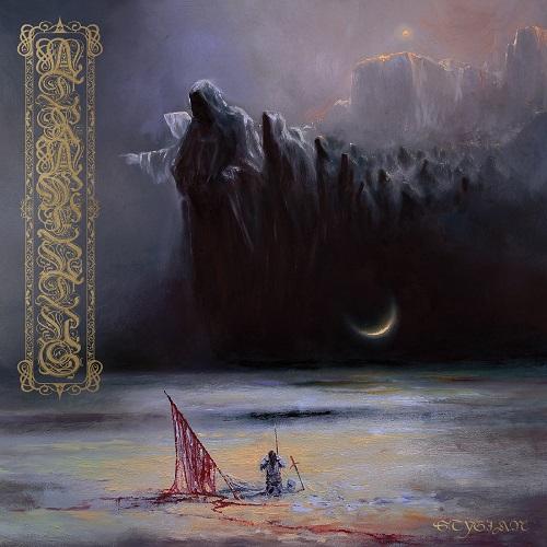Cover - Atramentus – Stygian