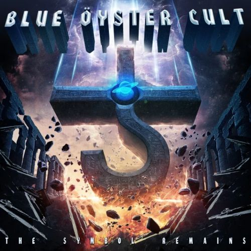 Cover - Blue Öyster Cult – The Symbol Remains