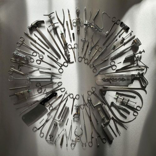 Carcass - Surgical Steel - Cover