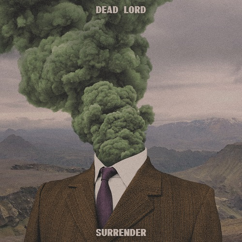 Cover - Dead Lord – Surrender