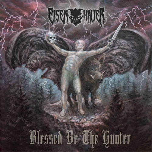Cover - Eisenhauer – Blessed Be The Hunter