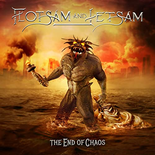 Cover - Flotsam And Jetsam – The End Of Chaos
