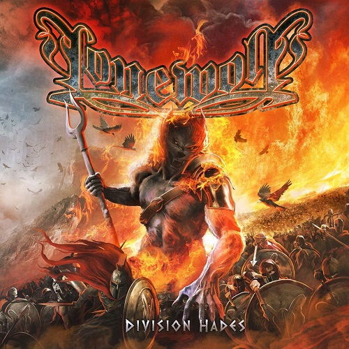 Lonewolf - Division Hades - Cover