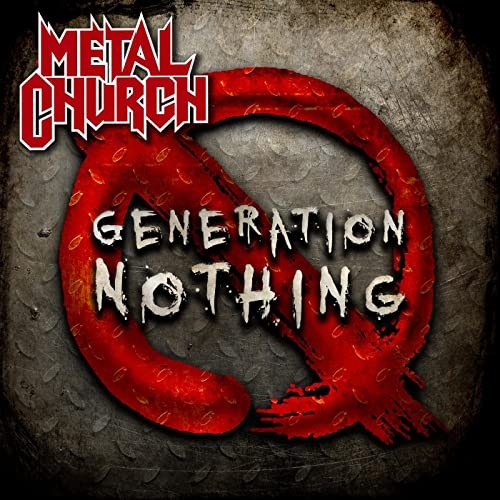Cover - Metal Church – Generation Nothing