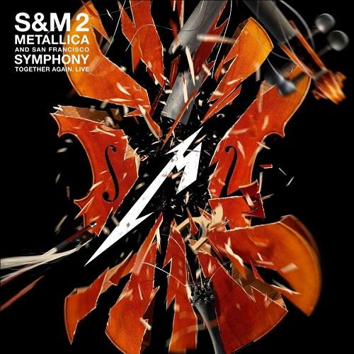 Cover - Metallica – S&M 2