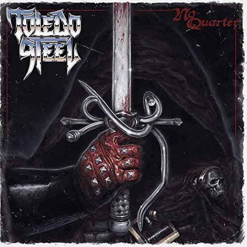 Toledo Steel - No Quarter - Cover