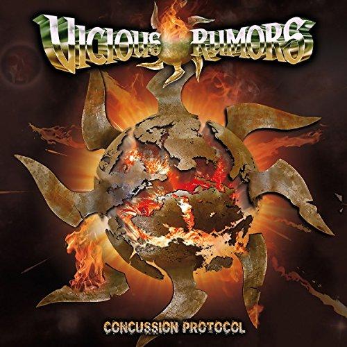 Cover - Vicious Rumors – Concussion Protocol