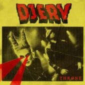 Djerv - Throne (Single) - CD-Cover