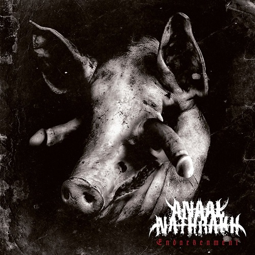 Cover - Anaal Nathrakh – Endarkenment