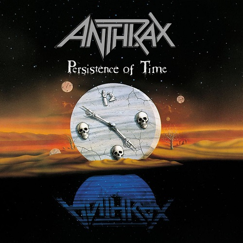 Anthrax - Persistence Of Time – 30th Anniversary Edition - Cover