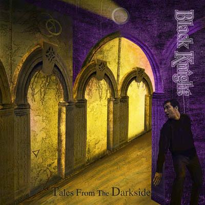 """Das Cover von """"Tales From The Darkside"""" von Black Knight"""