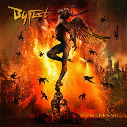 Cover - Byfist – In The End