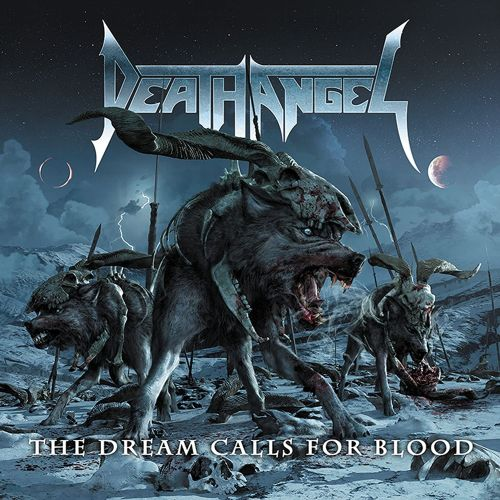Cover - Death Angel – The Dream Calls For Blood