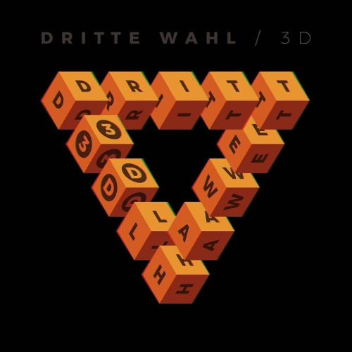 Cover - Dritte Wahl – 3D