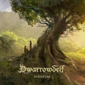 Dwarrowdelf - Evenstar - CD-Cover