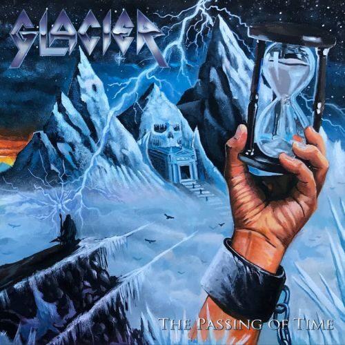 "Das Cover von ""The Passing Of Time"" von Glacier"