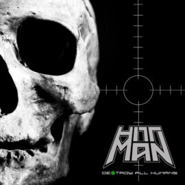 """Das Cover von """"Destroy All Humans"""" von Hittman"""