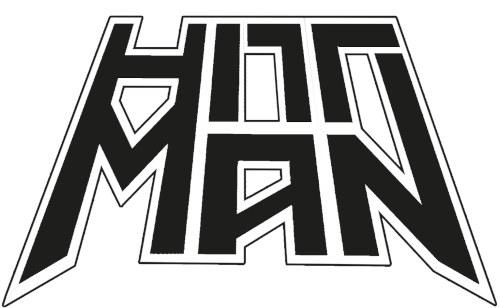 Das Logo der U.S.-Metal-Band Hittman