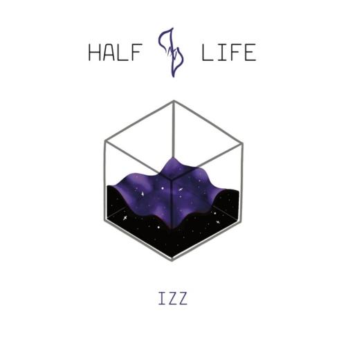 Cover - IZZ – Half Life (EP)