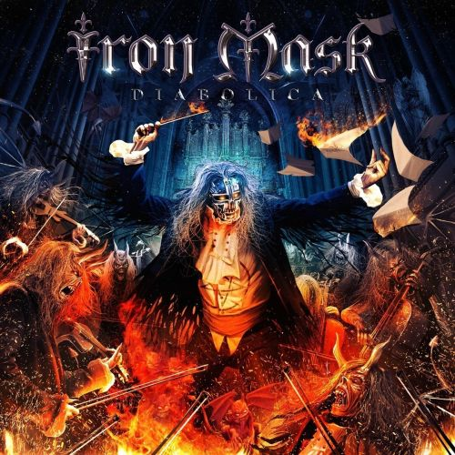 Cover - Iron Mask – Diabolica