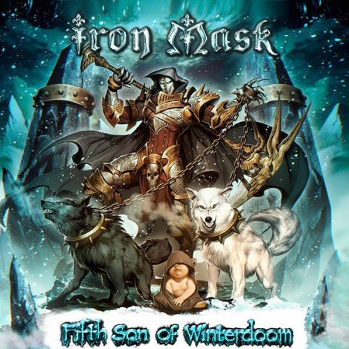 Cover - Iron Mask – Fifth Son Of Winterdoom