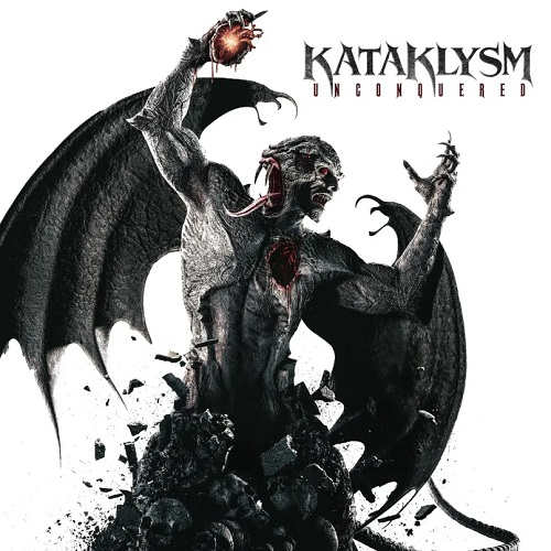 Kataklysm - Unconquered - Cover