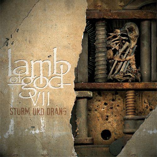 Cover - Lamb Of God – VII: Sturm und Drang