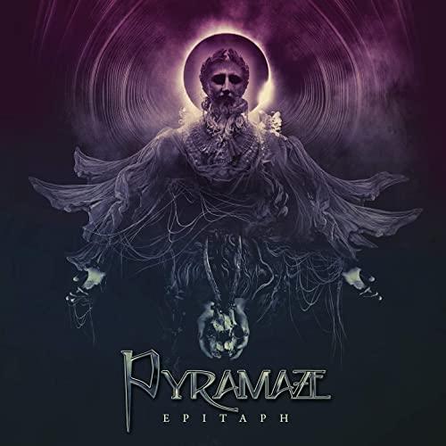 """Das Cover von """"Epitaph"""" von Pyramaze"""