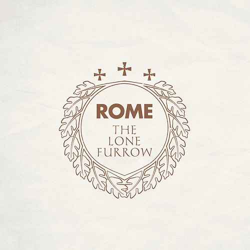 Rome - The Lone Furrow - Cover