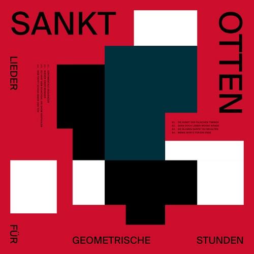 Sankt Otten - Lieder für geometrische Stunden - Cover