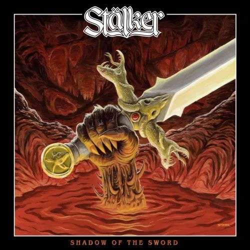 Cover - Stälker – Shadow Of The Sword