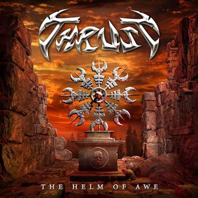 """Das Cover von """"The Helm Of Awe"""" von Thrust"""