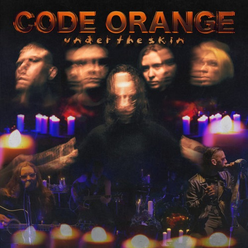Cover - Code Orange – Under The Skin