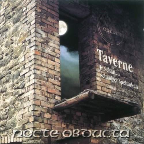 Nocte Obducta - Taverne - In Schatten schäbiger Spelunken - Cover