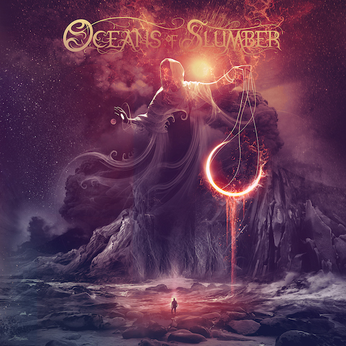 Cover - Oceans Of Slumber – Oceans Of Slumber