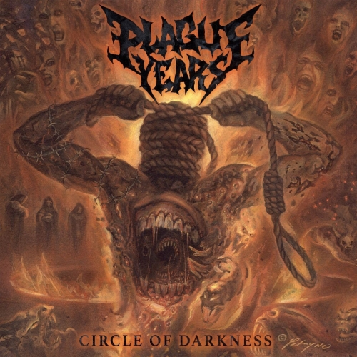 Cover - Plague Years – Circle Of Darkness
