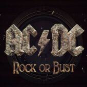 AC/DC - Rock Or Bust - CD-Cover
