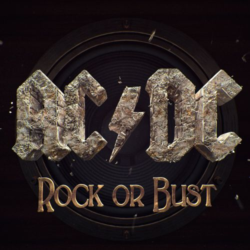 AC/DC - Rock Or Bust - Cover
