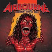 Airbourne - Breakin' Outta Hell - CD-Cover