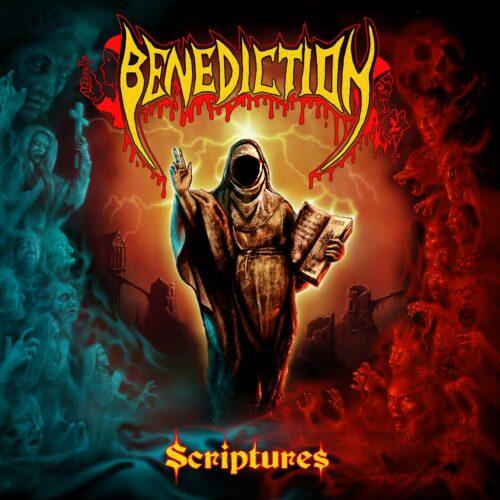 Benediction - Scriptures - Cover