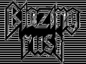 Logo der Band Blazing Rust