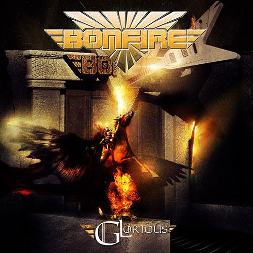 Cover - Bonfire – Glörious