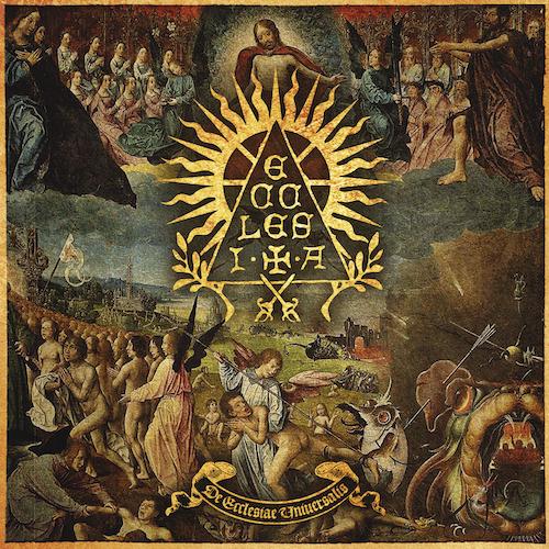 Cover - Ecclesia – De Ecclesiæ Universalis