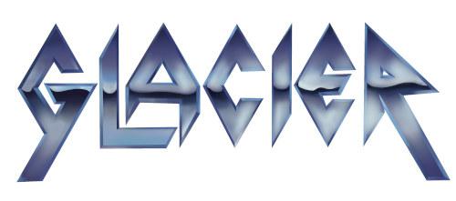 Das Logo der U.S.-Metal-Band Glacier