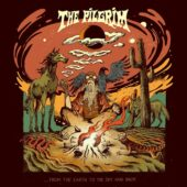The Pilgrim - ...From The Earth To The Sky And Back - CD-Cover