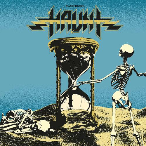 Haunt - Flashback - Cover