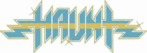 Das Logo der Heavy-Metal-Band Haunt